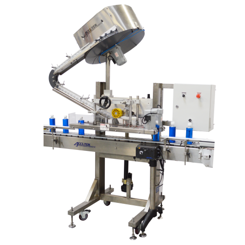 Auto AccuSnap Capper Bottle Capping Machines