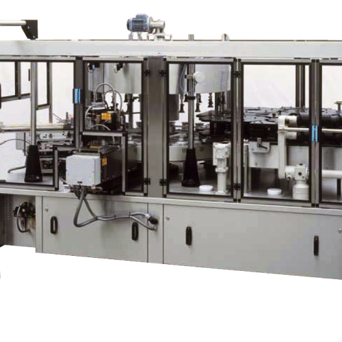 RL-HG 540 Labeling Solutions