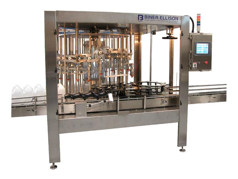ROF 64-rotary overflow filling machine