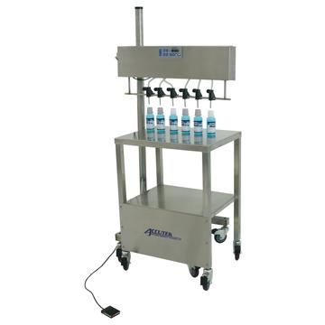 Pinch 50 Timed-flow Volumetric Filling Machines